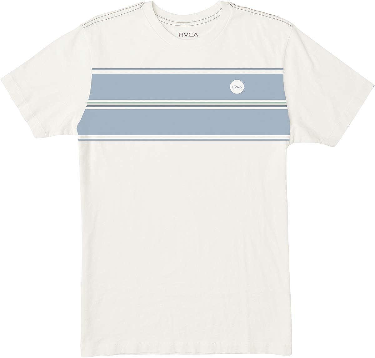 RVCA Hombre M430SRMO Manga Corta Camiseta: Amazon.es: Ropa y accesorios