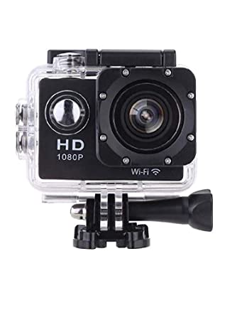 Ghost Hunting Full Spectrum Action Camera