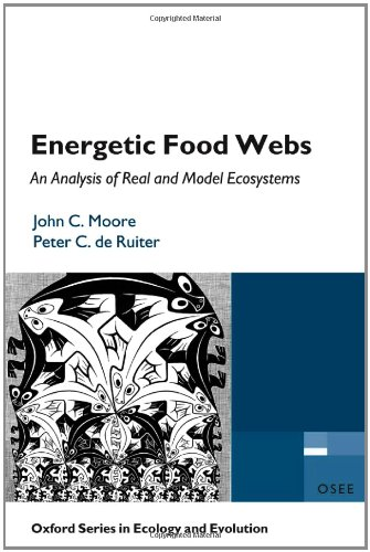 Energetic Food Webs: An analysis of real and model ecosystems (Oxford Series in Ecology and Evolution) (Energetics Of Food compare prices)