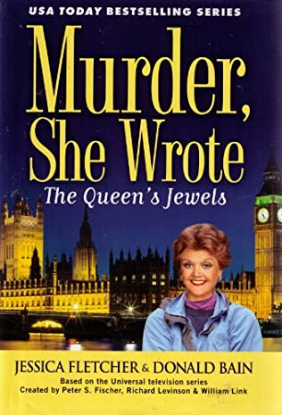 book cover of The Queen\'s Jewels