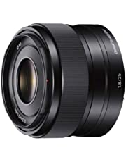 Sony SEL35F18 E Mount APS-C 35 mm F1.8 Prime Lens - Black