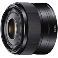 Objetiva Sony E 35mm F1.8 OSS