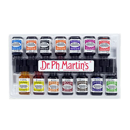 dr-ph-martins-synchromatic-transparent-water-color-05-oz-set-of-14