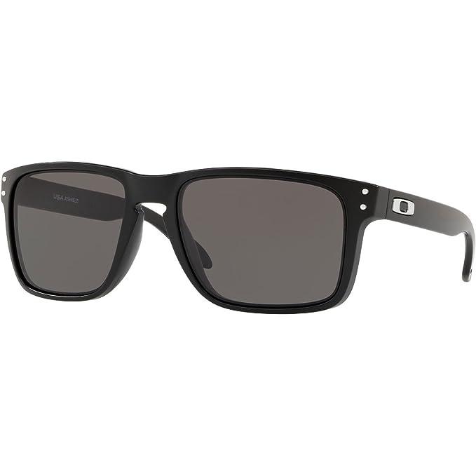 ff89d0667b Oakley Men 's Holbrook XL cuadrado anteojos de sol, Negro Mate, 59.0 ...