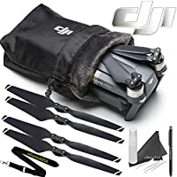 DJI MAVIC PRO Soft Case - Aircraft Sleeve/Bag Combo! Comes with 2 Sets of DJI MAVIC PRO Quick Release 8330 Folding Propellers + MAVIC PRO Protective Soft Aircraft Sleeve and more...