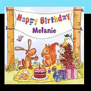Happy Birthday Melanie