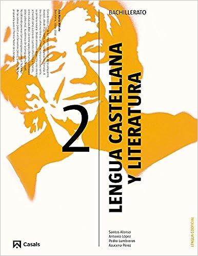 Lengua castellana y Literatura 2 Cooficial: Amazon.es: Santos ...