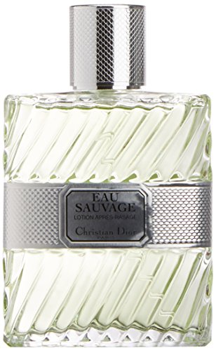 Christian dior eau sauvage by christian dior for men 34 oz after shave lotion spray 34 ounce