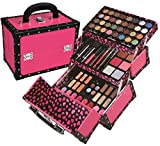 BR Carry All Trunk Train Case with Makeup and