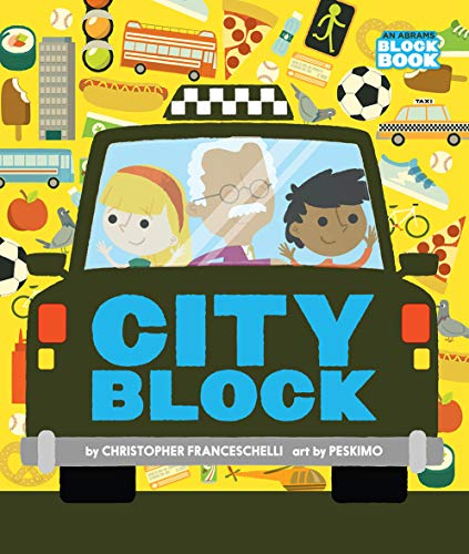 Cityblock (An Abrams Block Book) -