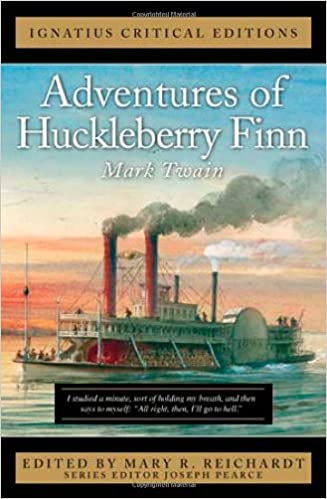 reviews of huckleberry finn by critics