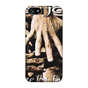 High Quality Phone Cases For Iphone 5/5s With Custom Beautiful Bon Jovi Series RichardBingley