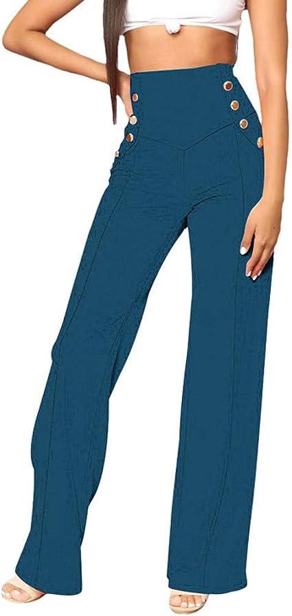 Damen Denim Stretchy Leggings Skinny Hohe Taille Jeans-Schau Hose Röhrenhose JO
