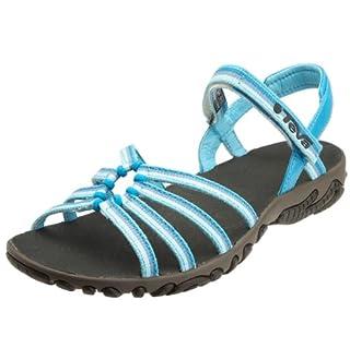 4788fd8a48132 Teva Women's Kayenta Outdoor Sandal,Blue Jewel,9 US M (B002HEWPXW ...