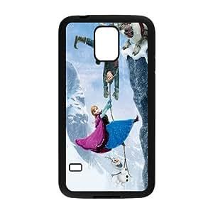 Samsung Galaxy S5 Phone Case Frozen F5B8571 by Maris's Diary