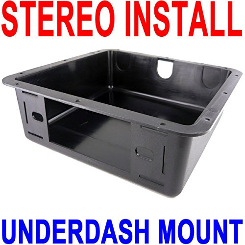 IMP TVC104 Under Dash Mounting kit Car Stereo Single Din Overhead Install Universal Radio ()