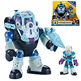 imaginext mr freeze batman - Imaginext DC Super Friends - MR. FREEZE and ROBOT