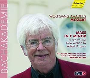 Mozart - Mass in C Minor, KV427 (New version by Robert D. Levin)