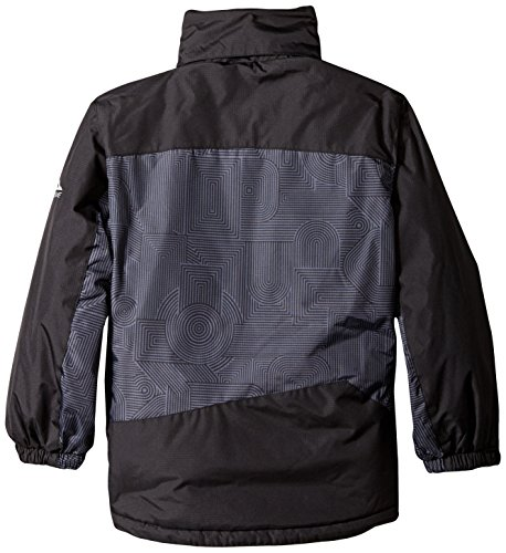 Body Printed Coat Country Heavyweight with Black Tron Boys' Free wSqBUxTR1n