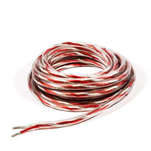Carwires SW2000-25 12-Awg 2-Conductor Car Speaker Wire (25 Ft.)