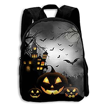 2017 Happy Halloween Wonderful Kids Backpack