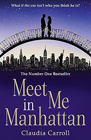 book cover of Meet Me In Manhattan