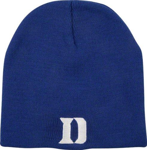 Duke Blue Devils Team Color Easy Does It Cuffless Knit Hat