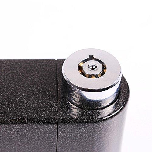 120 dB BS-Motoparts Alarm Brake Disc Lock for Honda MSX 125