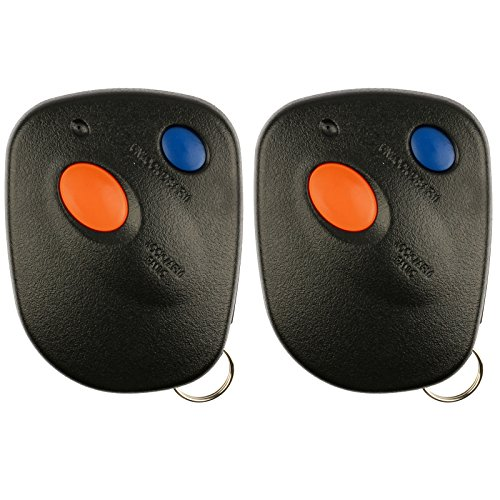 KeylessOption Keyless Entry Remote Control Car Key Fob Replacement for A269ZUA111 (Pack of 2) (Control Car Remote Baja)