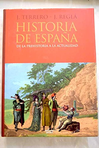 Historia de España: de la Prehistoria a la actualidad: Amazon.es: Libros