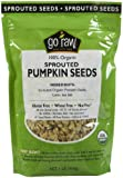 Go Raw Sprouted Pumpkin Seeds, 16 oz