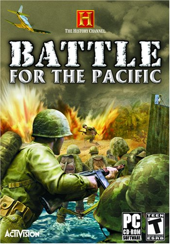History Channel: Battle For the Pacific - PC (Linux Video Games)