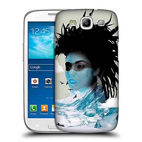 Official Vin Zzep Dreamcatcher Avatar Double Exposure Hard Back Case for Samsung Galaxy S3 III (Avatar Phone Case Galaxy S3)