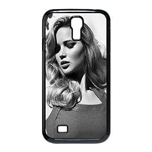 Samsung Galaxy S4 9500 Cell Phone Case Black Jennifer Lawrence Celebrity Sexy Film Actress SP4342302