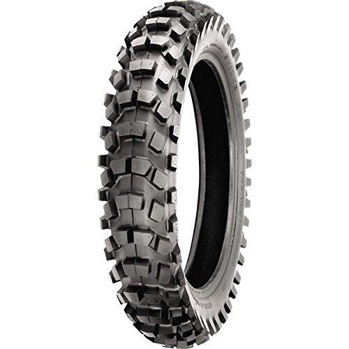 Shinko 520 Series Intermediate/Hard Terrain Rear Tire (Sold Each) 110/90-19