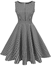 Amazon.com: Stripes - Dresses / Clothing: Clothing, Shoes & Jewelry