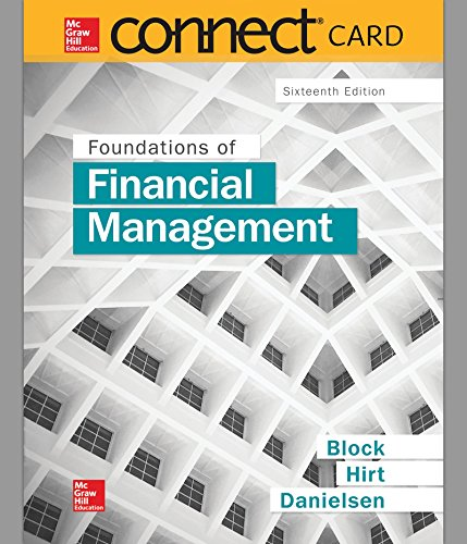 Found.Of Financial Management Access