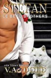 STEFAN: New Orleans Billionaire Wolf Shifters with plus sized BBW mates (Le Beau Series Book 4)