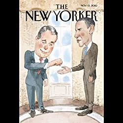 The New Yorker, November 15th 2010 (Michael Specter, Alec Wilkinson, Judith Thurman)