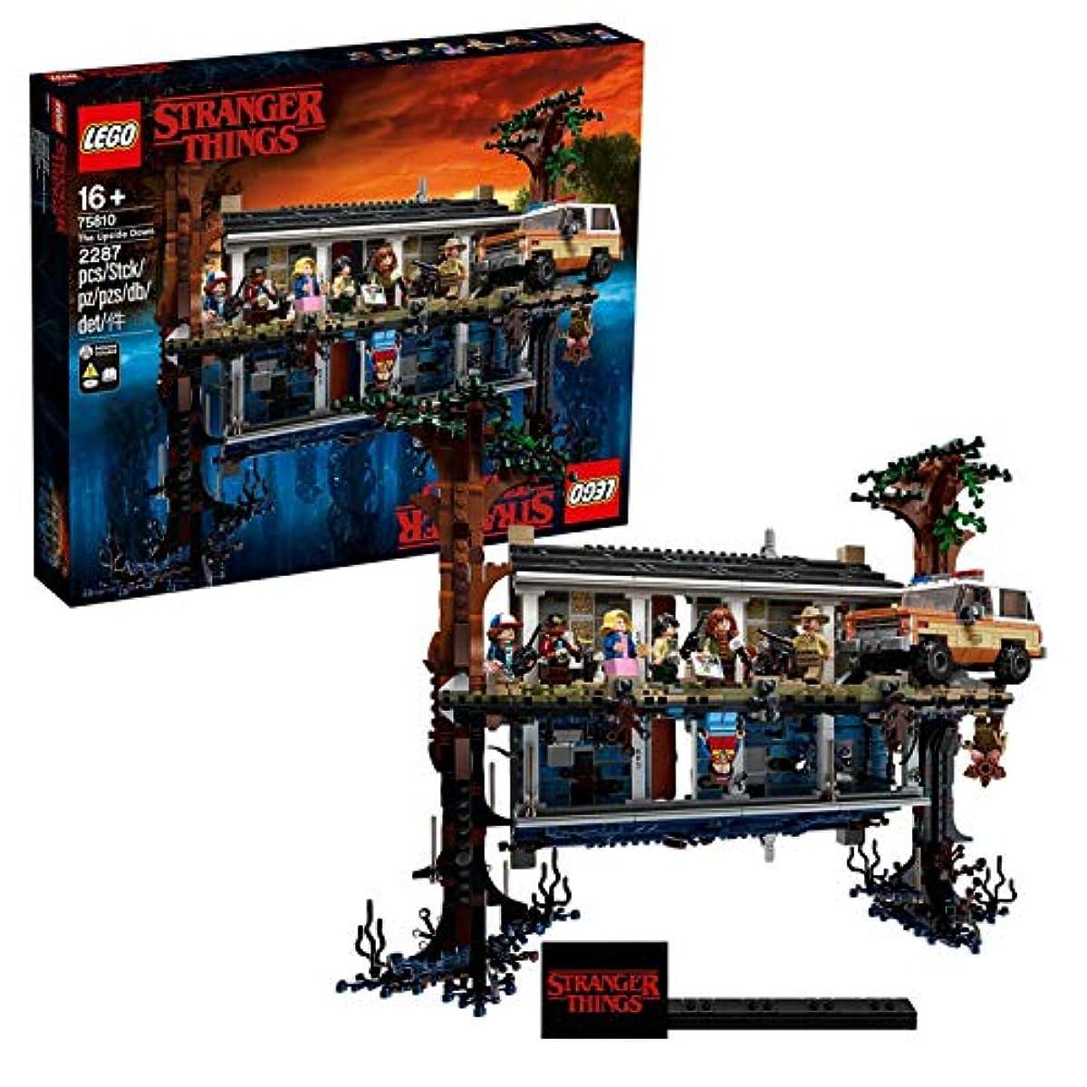 [해외] 레고 기묘한 이야기의 업사이드 다운 75810