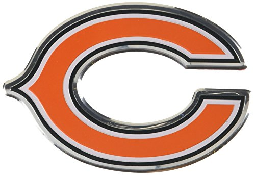 - Team ProMark NFL Chicago Bears Die Cut Color Automobile Emblem