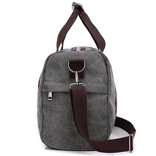 Portable Canvas Xuanbao Capacity Fashion Luggage Travel Bag Large And Boutique Wear q77ZY
