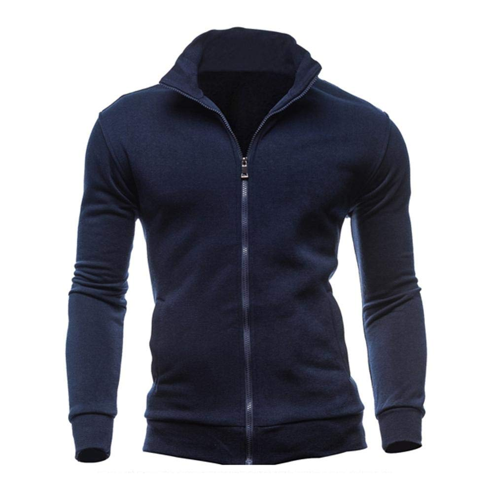 Men Hoodies Male Hoody Hip Hop Autumn Winter Sportswear Hoodie Zipper Sweatshirt