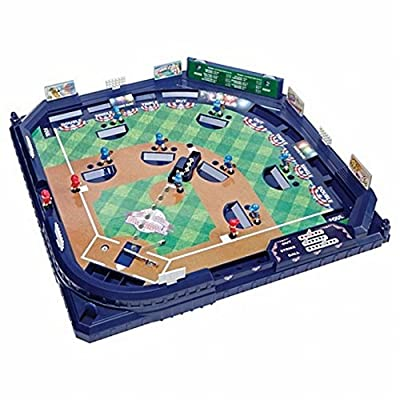 Sharper Image Perfect Pitch Tabletop Baseball Game: Toys & Games