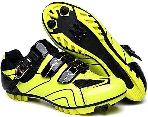 Zapatillas De Ciclismo MTB para Hombre Zapatillas De Bicicleta De ...