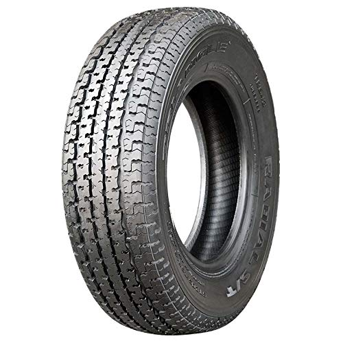 Triangle TR643 Radial Trailer Tire- ST175/80R13 6 Ply