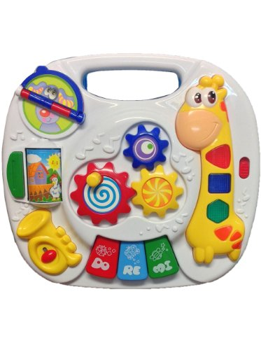 Crib Toys Learning : In baby musical toy table and activity center for the crib