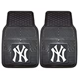Fanmats MLB New York Yankees Vinyl Heavy Duty Car Mat