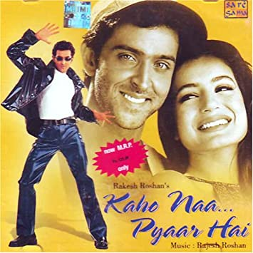 Kaho na pyar hai Hindi Music/ Bollywood Songs / Film Soundtrack / Hrithik  Roshan / Amisha Patel / Lucky Ali / Rajesh Roshan