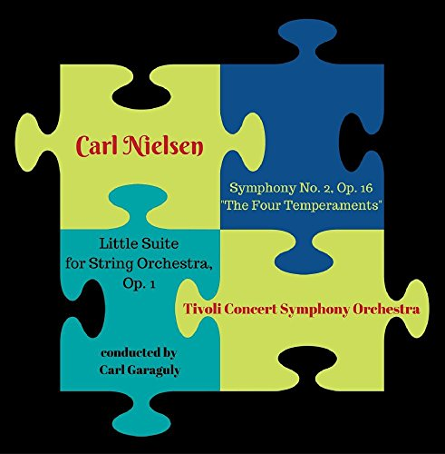 "Price comparison product image Carl Nielsen: Symphony No. 2, Op. 16  ""The Four Temperaments"""
